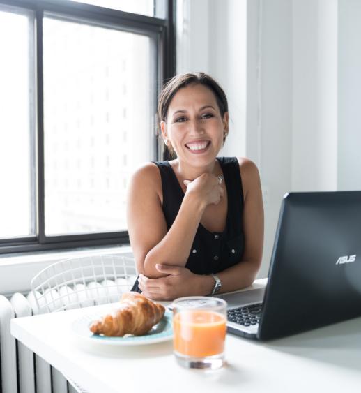 Mila propose un coaching personnalisé en ligne